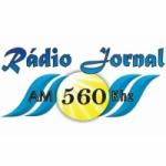 Logo da emissora Rádio Jornal 560 AM