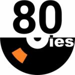 Logo da emissora 80ies