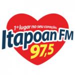 Logo da emissora Rádio Itapoan 97.5 FM