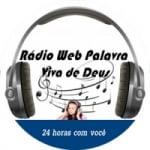 Logo da emissora Rádio Palavra Viva De Deus