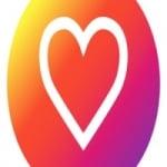 Logo da emissora Rádio Rede do Amor