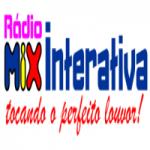 Logo da emissora Rádio Mix Interativa
