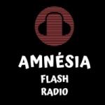 Logo da emissora Amnesia Flash Rádio