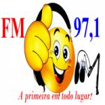 Logo da emissora Rádio Itarantim 97.1 FM