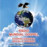 Logo da emissora Rádio Mundial Gospel