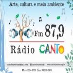 Logo da emissora Rádio Canto das Artes 87.9 FM