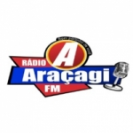 Logo da emissora Rádio Araçagi FM