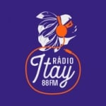 Logo da emissora Rádio Itay 88 FM