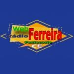 Logo da emissora Web Rádio Ferreira