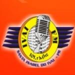 Logo da emissora Rádio Ivaí 101.5 FM