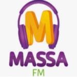 Logo da emissora Rádio Massa 100.7 FM