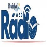 Logo da emissora Prainha Web Rádio