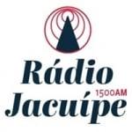 Logo da emissora Rádio Jacuípe 1500 AM