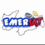Logo da emissora Rede Emersat Recife