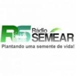 Logo da emissora Rede Semear FM