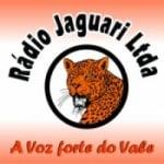 Logo da emissora Rádio Jaguari 1160 AM