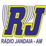 Logo da emissora Rádio Jandaia 620 AM