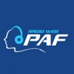 Logo da emissora Rádio PAF