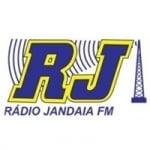 Logo da emissora Rádio Jandaia 103.3 FM