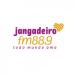 Logo da emissora Rádio Jangadeiro 88.9 FM