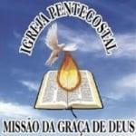 Logo da emissora Igreja Missão da Graça de Deus