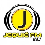 Logo da emissora Rádio Jequié 89.7 FM