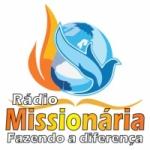 Logo da emissora Rádio Missionária