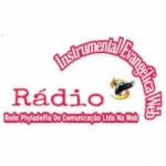 Logo da emissora Rádio Instrumental Evangélica Web