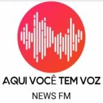 Logo da emissora Aqui você tem voz
