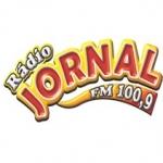 Logo da emissora Rádio Jornal 100.9 FM