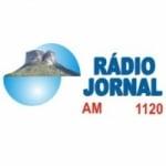 Logo da emissora Rádio Jornal 1120 AM