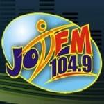 Logo da emissora Rádio Jovem 104.9 FM
