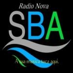 Logo da emissora Rádio Nova Sba FM