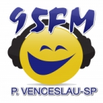 Logo da emissora Rádio Jovem Som 95.1 FM