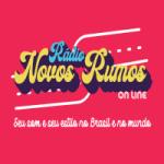 Logo da emissora Rádio Novos Rumos Online
