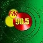 Logo da emissora Rádio Massaranduba 98.5 FM