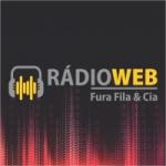 Logo da emissora Rádio Web Fura Fila e Cia