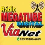 Logo da emissora Rádio Megatube Digital