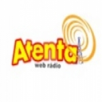 Logo da emissora Rádio Atenta