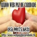 Logo da emissora Rádio Web Paz de Caridade