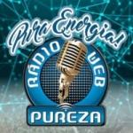Logo da emissora Pureza Rádio Web