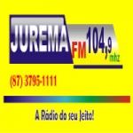Logo da emissora Rádio Jurema 104.9 FM