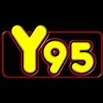 Logo da emissora KCXY 95.3 FM