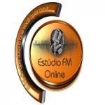Logo da emissora Rádio Estúdio FM