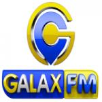 Logo da emissora Rádio Galax FM