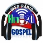Logo da emissora Web Rádio Hit 91 Gospel