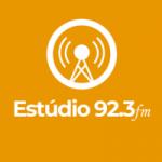 Logo da emissora Rádio Estúdio 92.3 FM