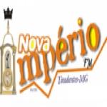 Logo da emissora Rádio Império 104.9 FM
