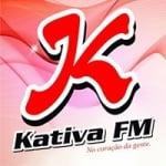 Logo da emissora Rádio Kativa 87.9 FM