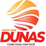 Logo da emissora Dunas Rádio Web